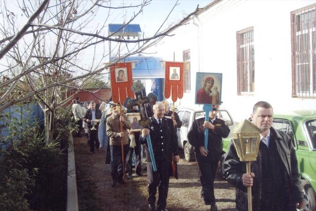 Крестный ход 04,11,2011г