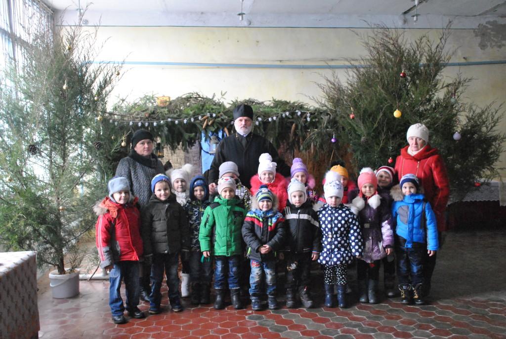детский сад поселка Северный